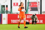 Baggaley wins PFA Women's Player of the Month