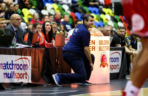 It was great exposure for British Basketball - Kapoulas