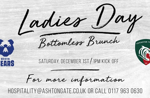 Ladies Day hospitality experience on sale now!