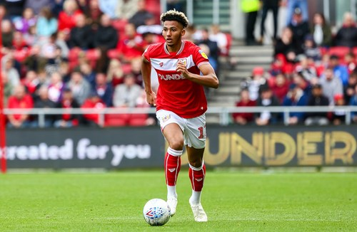 Johnson speaks of pride for young Lion