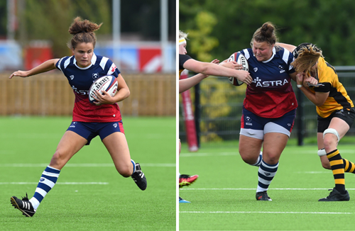 Bears Women duo named in Red Roses squad