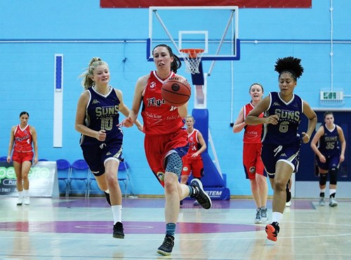 Women's Report: Bristol Flyers 78-52 Barking Abbey London Lions