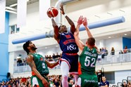 Highlights: Bristol Flyers 80-70 Plymouth Raiders