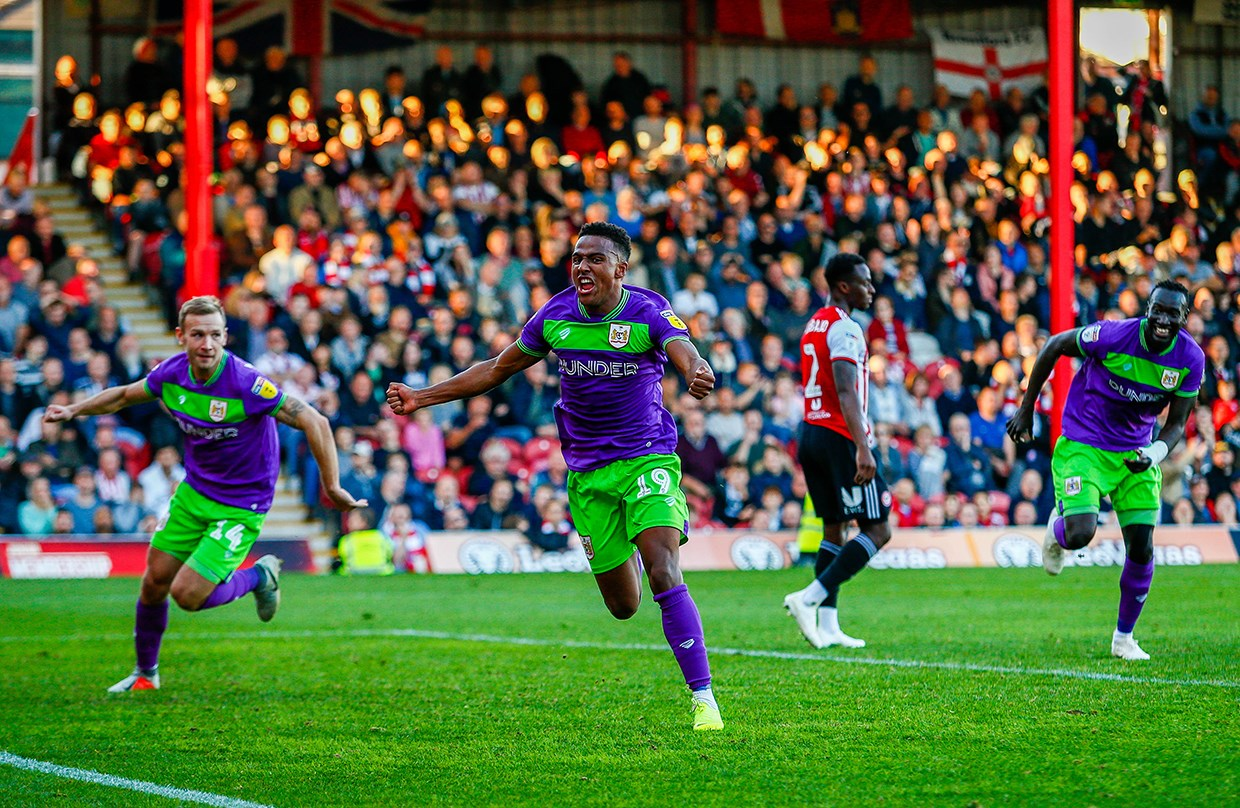 Highlights: Brentford 0-1 Bristol City thumbnail