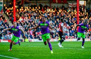 Report: Brentford 0-1 Bristol City