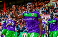 Eliasson hails 'amazing' support in away win