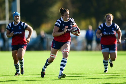 Report: Bristol Bears Women 75-13 Firwood Waterloo Women