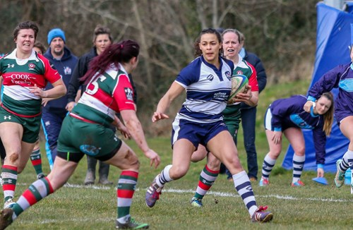 Ladies Set For Ashton Gate Opener