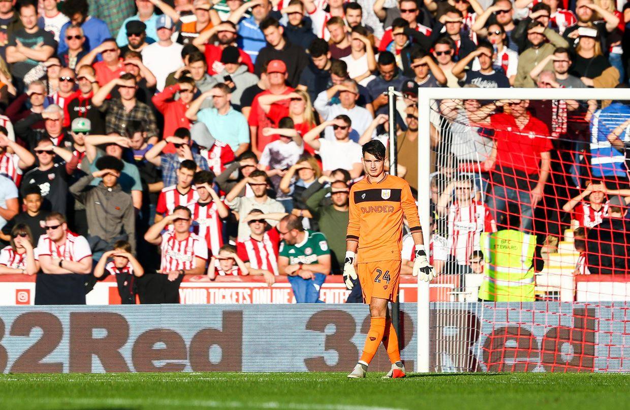 Video: Max O'Leary Post-Brentford away thumbnail