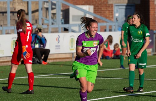 Report: Yeovil Town Ladies 1-2 Bristol City Women