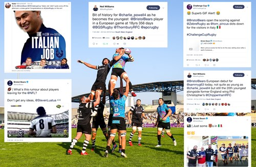 Social media round-up: Bears sunk late on