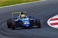 Report: Norris Takes Second At Snetterton