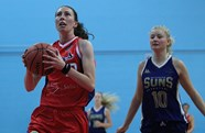 Women's Report: Bristol Flyers 69-57 Birmingham Elite