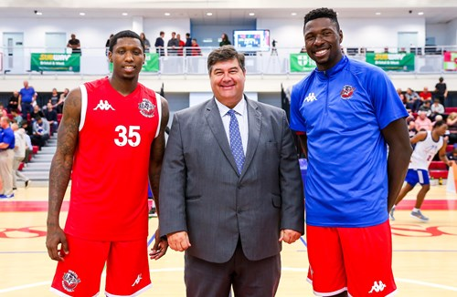 SGS College to remain an elite partner to Bristol Flyers
