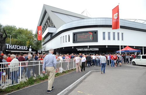 Getting to the Gate: Bolton Wanderers