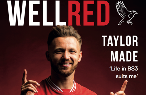 Well Red meets: Matty Taylor
