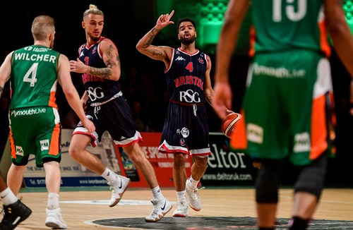 Report: Plymouth Raiders 86-68 Bristol Flyers