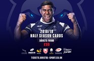 Secure your seat with half season card package