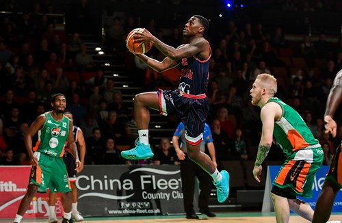 Highlights: Plymouth Raiders 86-68 Bristol Flyers - BBL Cup