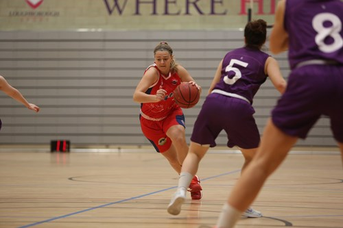 Women's Report: Charnwood College Riders 55-67 Bristol Flyers