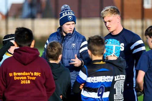 North Bristol RFC to host Foundation's Christmas holiday camp