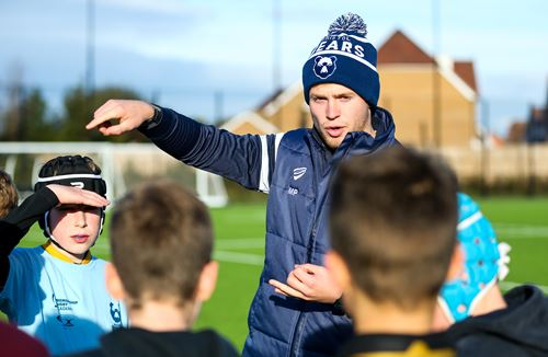 Skills masterclass added to Easter camps schedule