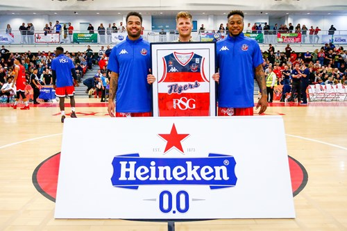 Bristol Flyers reveal 2018/19 player sponsors
