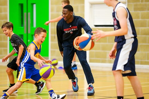 Bristol Flyers February half-term camps