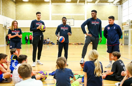 Bristol Flyers Easter Holiday camps