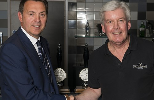 Butcombe Brewery Signs Up To Bristol Sport