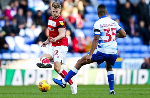 Report: Reading 3-2 Bristol City