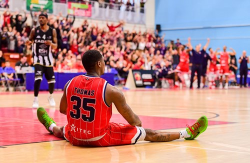 Report: Bristol Flyers 86-73 Newcastle Eagles