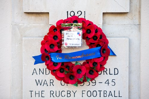 Players and staff to attend Remembrance Service