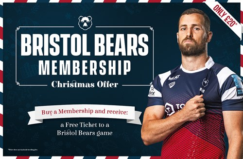 Buy a membership and receive FREE ticket to a January game