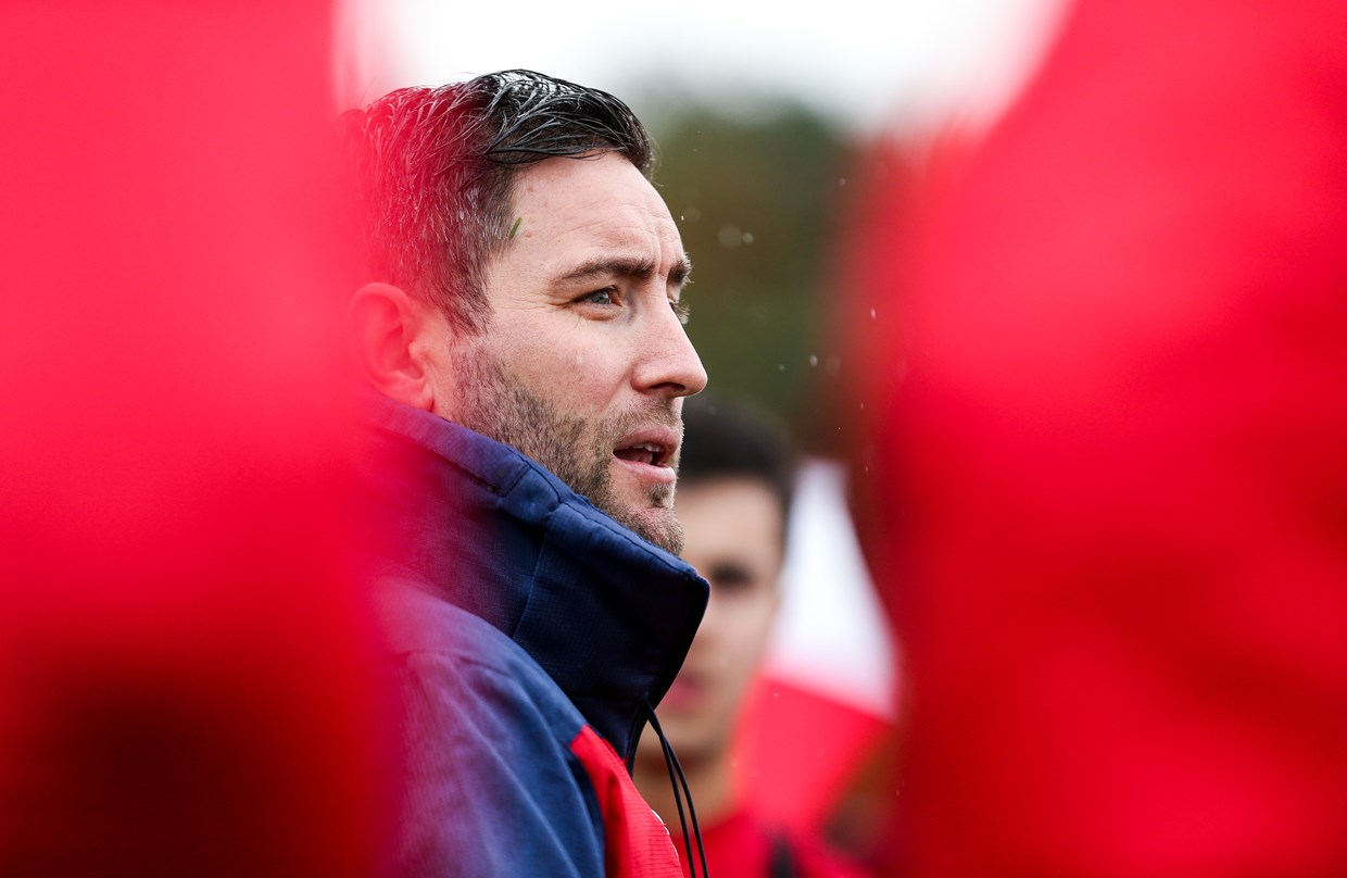 Video: Lee Johnson Pre-Preston North End home  thumbnail