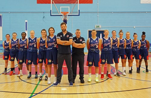 Report: Bristol Flyers Women 58-52 Team Birmingham Elite