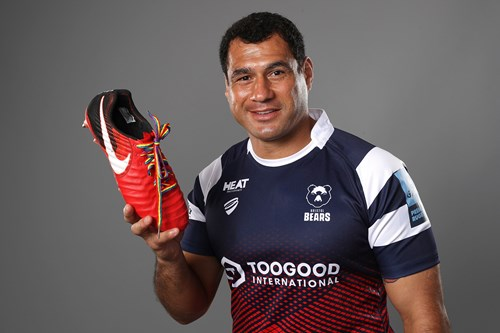 Bristol Bears to support Stonewall's Rainbow Laces campaign