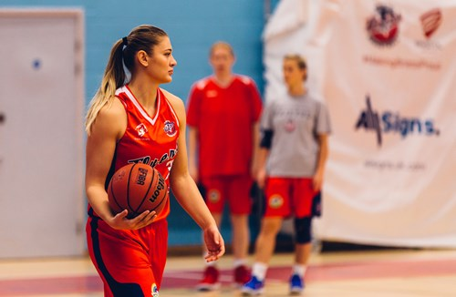 Women's Report: Reading Rockets 61-70 Bristol Flyers