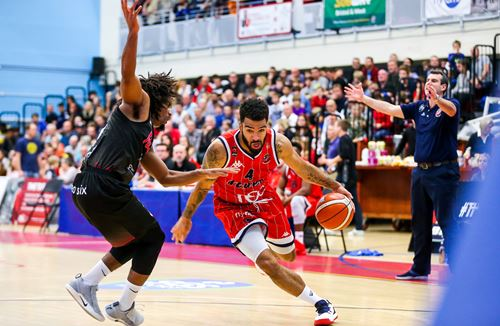 Report: Bristol Flyers 52-68 Leicester Riders
