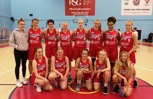 Bristol Flyers - Around The Club 17/11/18