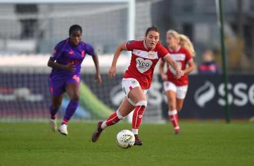 Report: Bristol City Women 2-1 Liverpool Women