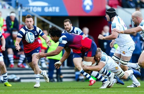 Report: Bristol Bears 29-31 Exeter Chiefs