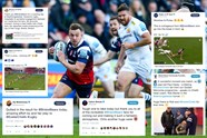 Social media round-up: Last-gasp heartbreak for Bears