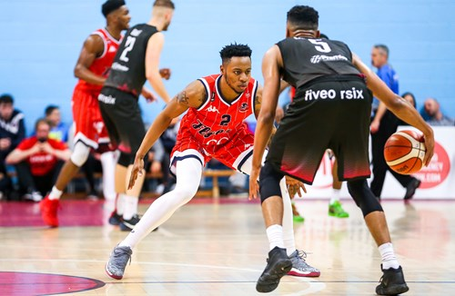 Highlights: Bristol Flyers 52-68 Leicester Riders