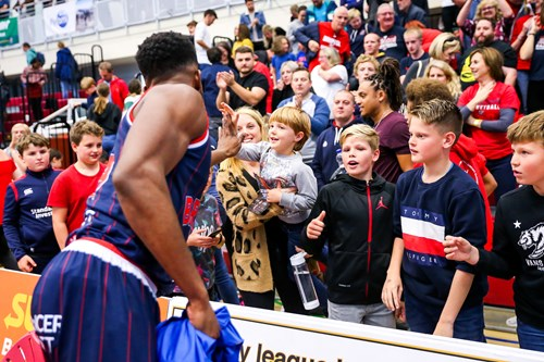 Bristol Flyers v Cheshire Phoenix - SOLD OUT