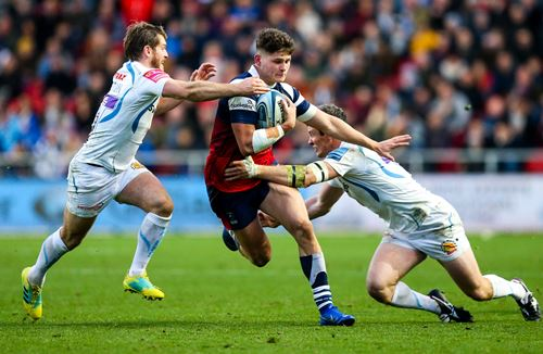 'Confidence is high ahead of Wasps clash' - O'Conor