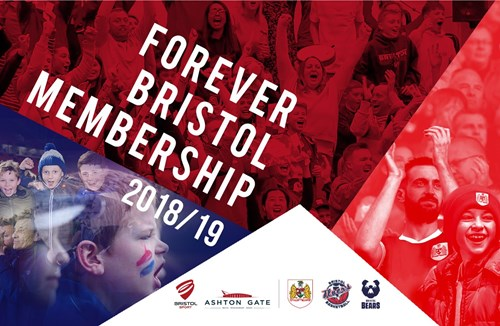 Become a Forever Bristol Flyers member today
