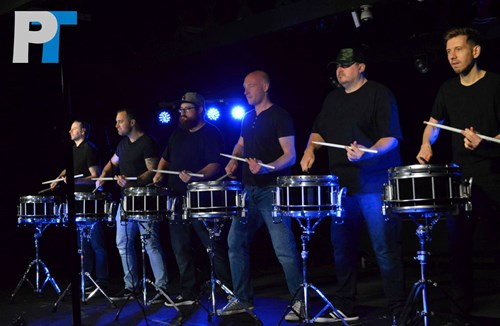 Percussion Theatre to perform at the SGS College Arena