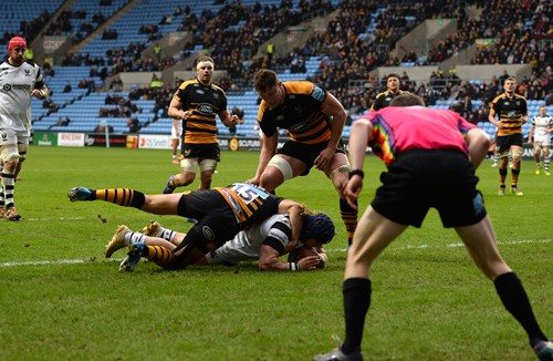 Stat attack: Wasps 32-28 Bristol Bears