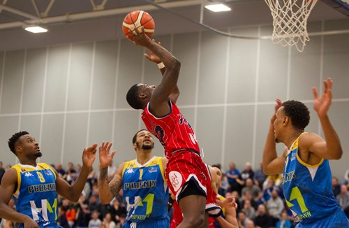 Report: Cheshire Phoenix 87-93 Bristol Flyers